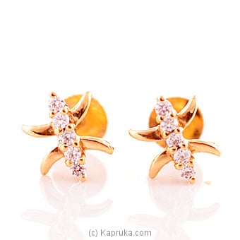 22kt Gold Earrings Online at Kapruka | Product# jewelleryF0163