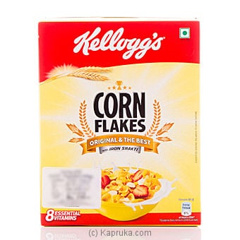 Kelloggs Corn Flakes Original And The Best 100g Online at Kapruka | Product# grocery00703