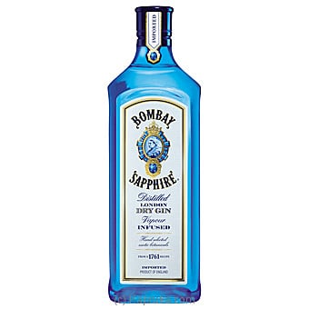 Bombay Sapphire London Dry Gin -1l Online at Kapruka | Product# liqprod100234