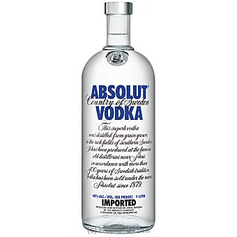 Absolut Vodka 1l Online at Kapruka | Product# liqprod100235