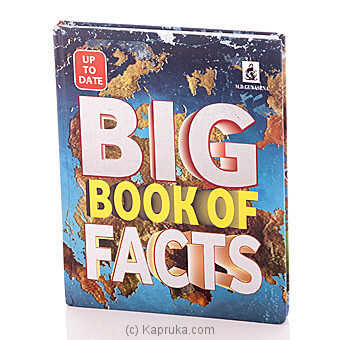 Big Book Of Facts Online at Kapruka   Product# chldbook00213
