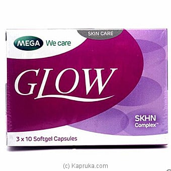 Glow Capsuls Online at Kapruka | Product# grocery00762