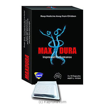 Max Dura Online at Kapruka | Product# grocery00798
