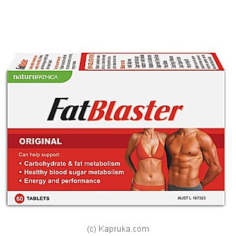 Naturo Opathica Fat Blaster - 60tabs Online at Kapruka | Product# grocery00786