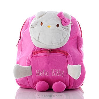 Hello Kitty Nursury Backpack Online at Kapruka | Product# childrenP0226