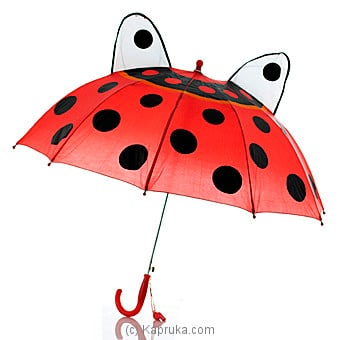 Lady Bug Umbrella Online at Kapruka | Product# childrenP0231