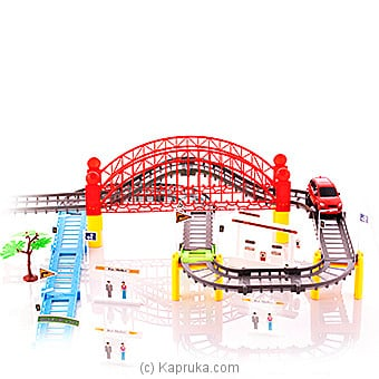 Kapruka Online Shopping Product Intellectual Toy Train Track