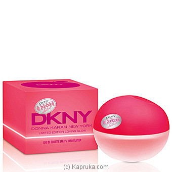 DKNY Be Delicious Electric Loving Glow - Kapruka Product perfume00216