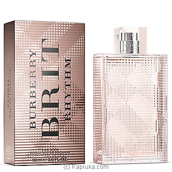 Burberry Brit Rhythm For Her -50ml Online at Kapruka | Product# perfume00215