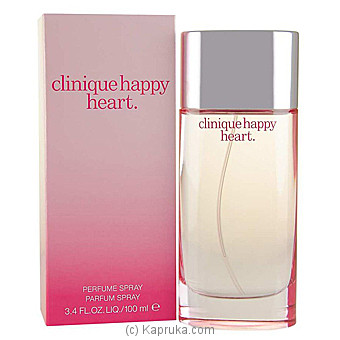 Clinique Happy Heart - 100ml Online at Kapruka | Product# perfume00207
