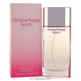 Clinique Happy Heart - 100ml - Kapruka Product perfume00207