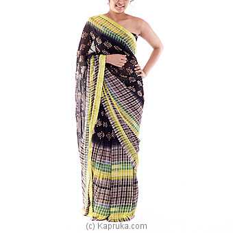 Lotus Designer Saree - Kapruka Product clothing0158