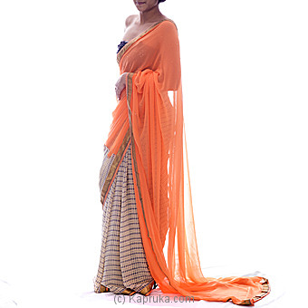 Aroma Designer Saree - Kapruka Product clothing0190