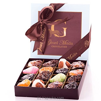 Marzipan Fruit 16 Pieces (GMC) Online at Kapruka | Product# chocolates00418