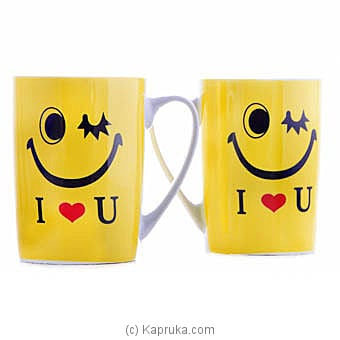 Smiley Mini Coffee Mug Online at Kapruka | Product# ornaments00388