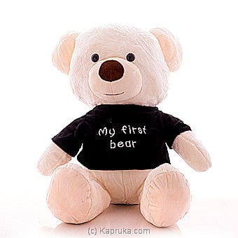 Sam My First Bear Online at Kapruka | Product# softtoy00379