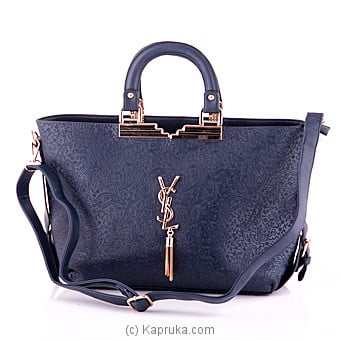 Saint Laurent Trendy Black Ladies Handbag - Kapruka Product fashion00118