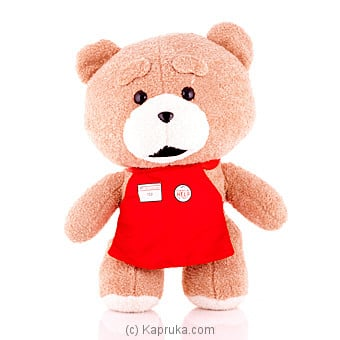 Mr Ted - Kapruka Product softtoy00384