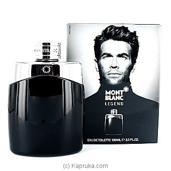 Mont Blanc Legend -100ml Online at Kapruka | Product# perfume00226