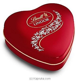 Lindor Heart Truffle Box - 62.5g Online at Kapruka | Product# chocolates00456