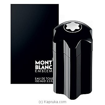 Mont Blanc Emblem - 100ml Online at Kapruka | Product# perfume00227