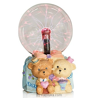 Heartfelt Love Plasma Ball Online at Kapruka | Product# ornaments00402
