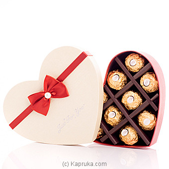 Thinking Of You Ferrero Chocolate Box Online at Kapruka | Product# chocolates00485