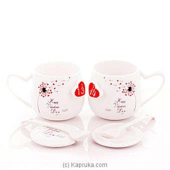Couple Mug Online at Kapruka | Product# ornaments00418