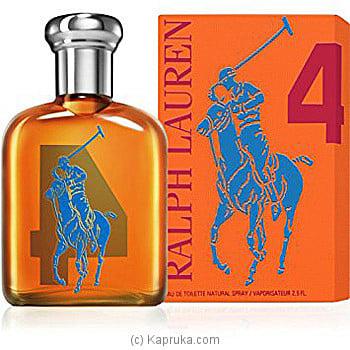 Big Pony Collection Gents No4 125ML Online at Kapruka | Product# perfume00238
