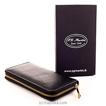 Ladies Wallet-Gold Zipper at Kapruka Online for specialGifts