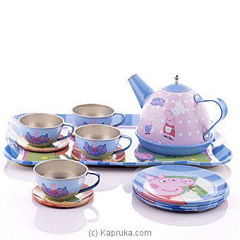 Peppa Pig Tea Set at Kapruka Online for specialGifts