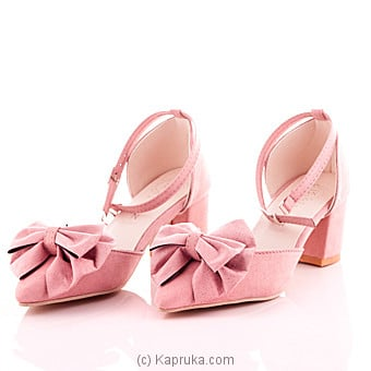 Womens Pink Pump Shoe -size 35 Online at Kapruka | Product# fashion00238_TC1