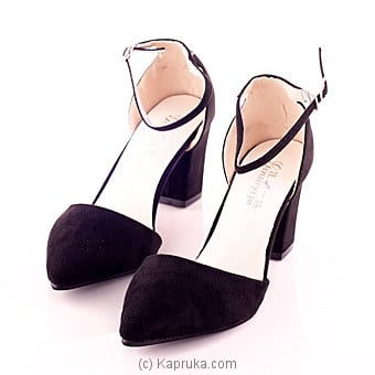 Stylish Ladies Black Pump Shoe Size 35 Online at Kapruka | Product# fashion00269_TC1