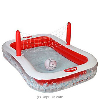 Bestway Volleyball Splash Swimming Pool Online at Kapruka | Product# kidstoy0Z666