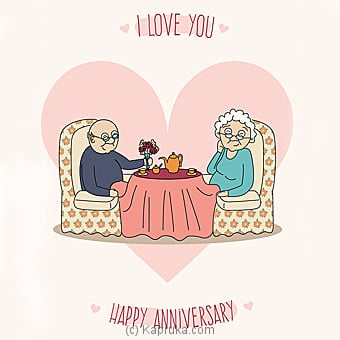 Anniversary Card Online at Kapruka | Product# greeting00Z1231