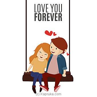 Romance Greeting Cards Online at Kapruka | Product# greeting00Z1243