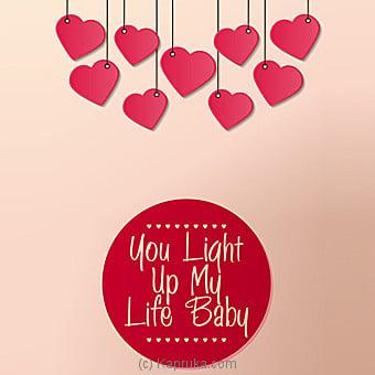 Romance Greeting Cards Online at Kapruka | Product# greeting00Z1248