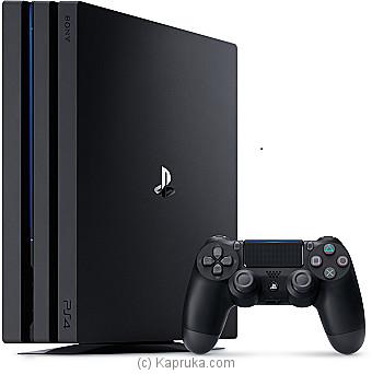 SONY PS4 PRO Online at Kapruka | Product# elec00A917