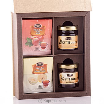 Tea And Honey Gold Collection at Kapruka Online for specialGifts