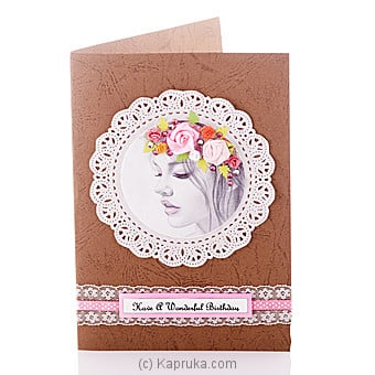 Birthday Greeting Card Online at Kapruka | Product# greeting00Z1265