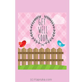 Get Well Soon Card Online at Kapruka | Product# greeting00Z1273