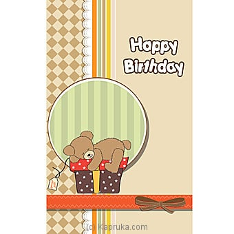 Birthday Greeting Card Online at Kapruka | Product# greeting00Z1328