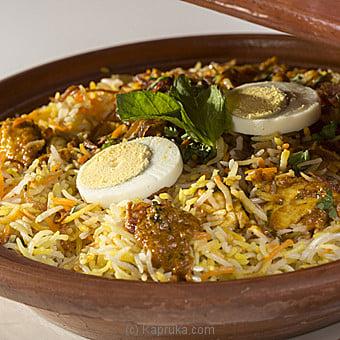Chicken Biryani Online at Kapruka | Product# indiansu00108