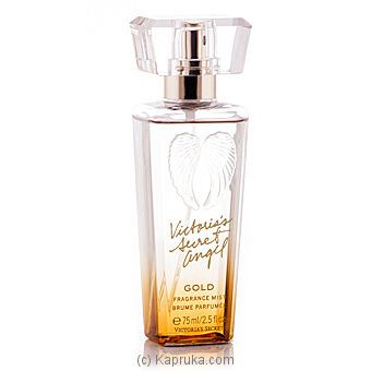 Victoria`s Secret Angel GOLD Fragrance Mist - 75ml at Kapruka Online