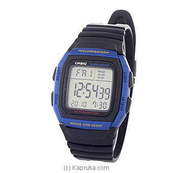 Casio Youth Series Digital Watch For Men(d055 ) Online at Kapruka | Product# jewelleryW00511