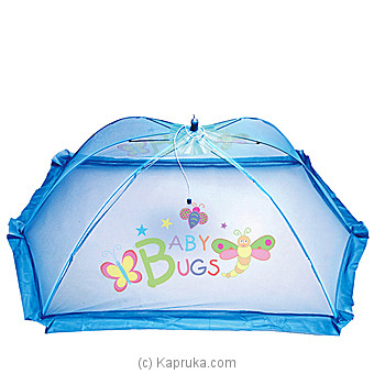 Printed New Born Baby Net - Blue Online at Kapruka | Product# babypack00228