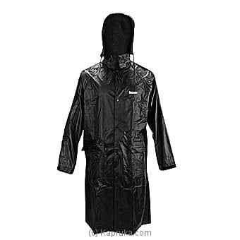 Black Super Force Raincoat - By HABITAT ACCENT at Kapruka Online forspecialGifts