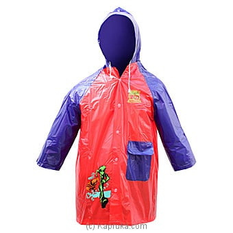 highly coveted range of great variety styles luxuriant in design Price of Red Ben 10 Kids Raincoat- Large Rainco - Kapruka