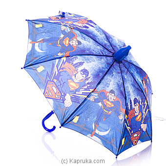 Superman Kids Umbrella Online at Kapruka | Product# childrenP0261