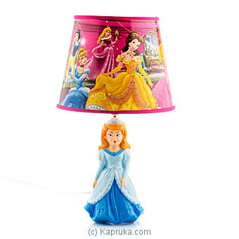 Disney Princess Table Lamp at Kapruka Online for specialGifts